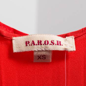 бирка Платье  P.A.R.O.S.H.