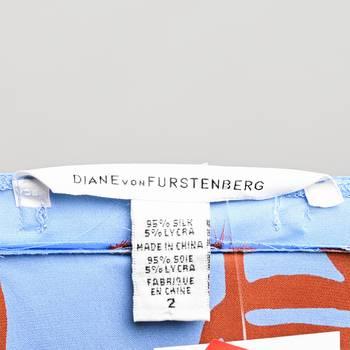 бирка Платье Diane von Furstenberg