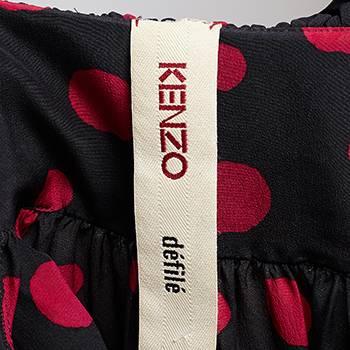 бирка Блуза  Kenzo