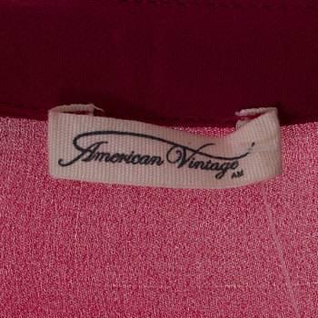 бирка Рубашка  American Vintage