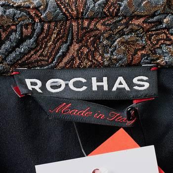 бирка Платье Rochas
