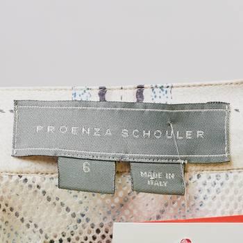 бирка Блуза Proenza Schouler