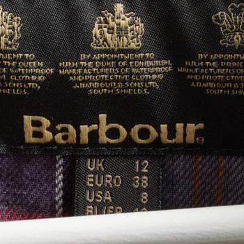 бирка Куртка  Barbour