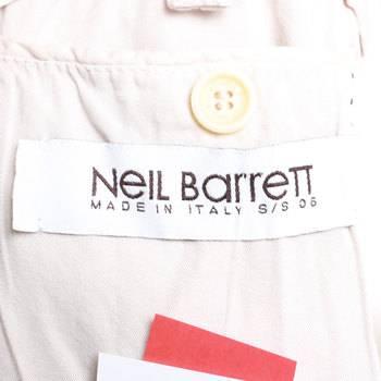бирка Пиджак Neil Barrett