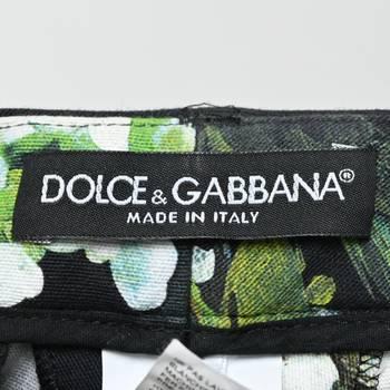 бирка Костюм Dolce & Gabbana