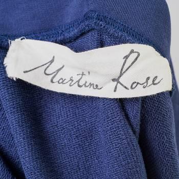 бирка Худи Martine Rose