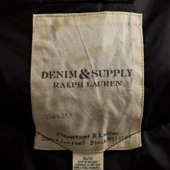 бирка Жилет  Denim & Supply by Ralph Lauren