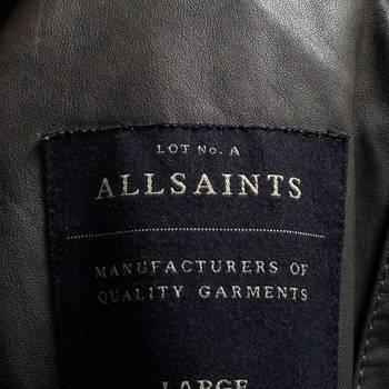 бирка Куртка  All Saints