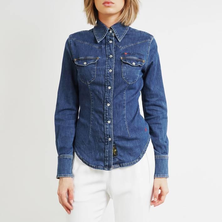 Рубашка Lee Jeans х Vivienne Westwood