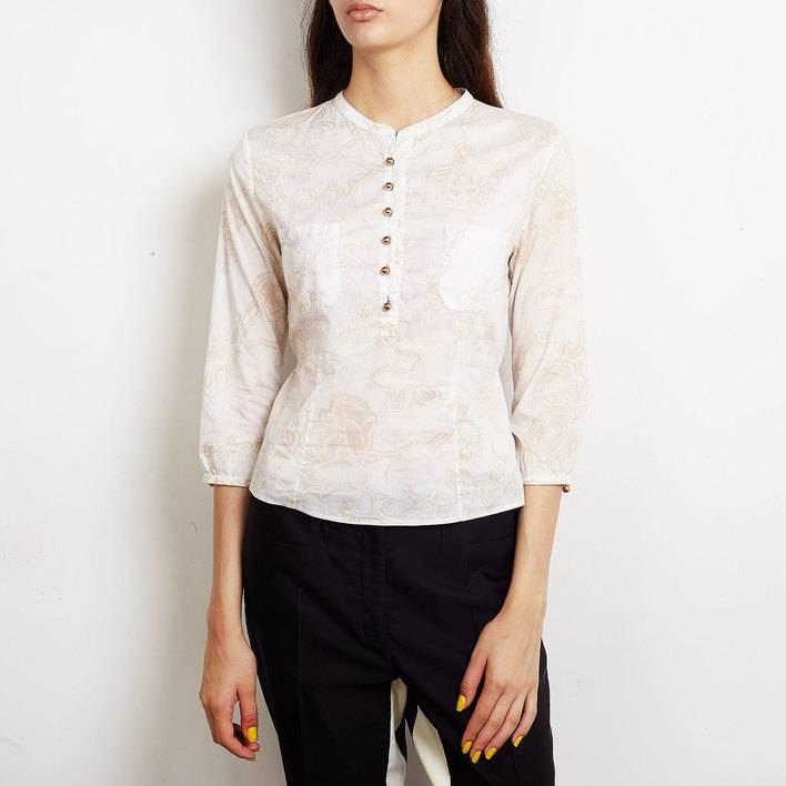 Рубашка  Barbara Bui Initials
