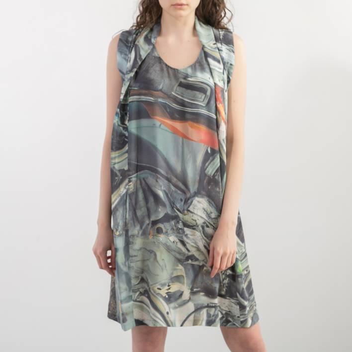 Платье Hussein Chalayan