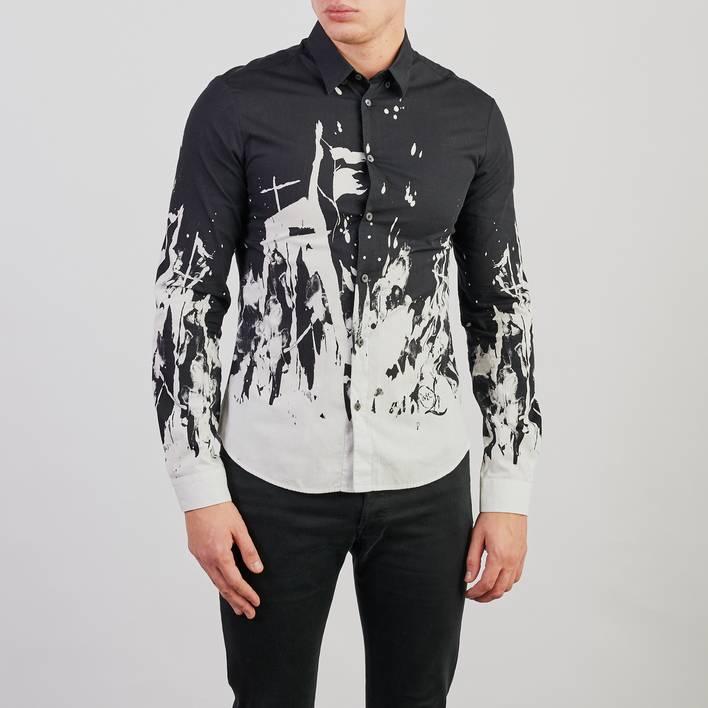 Рубашка McQ by Alexander McQueen