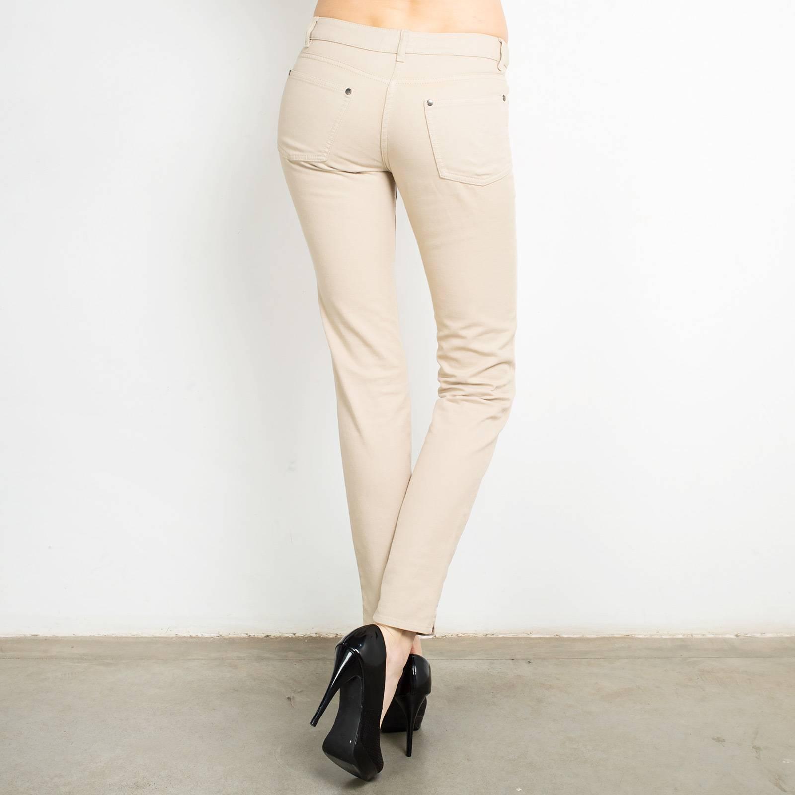 Купить джинсы Yves Saint Laurent в Москве с доставкой по цене 7700 ... 789e8fd71ac