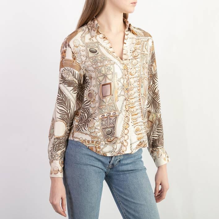 Блуза Hermes