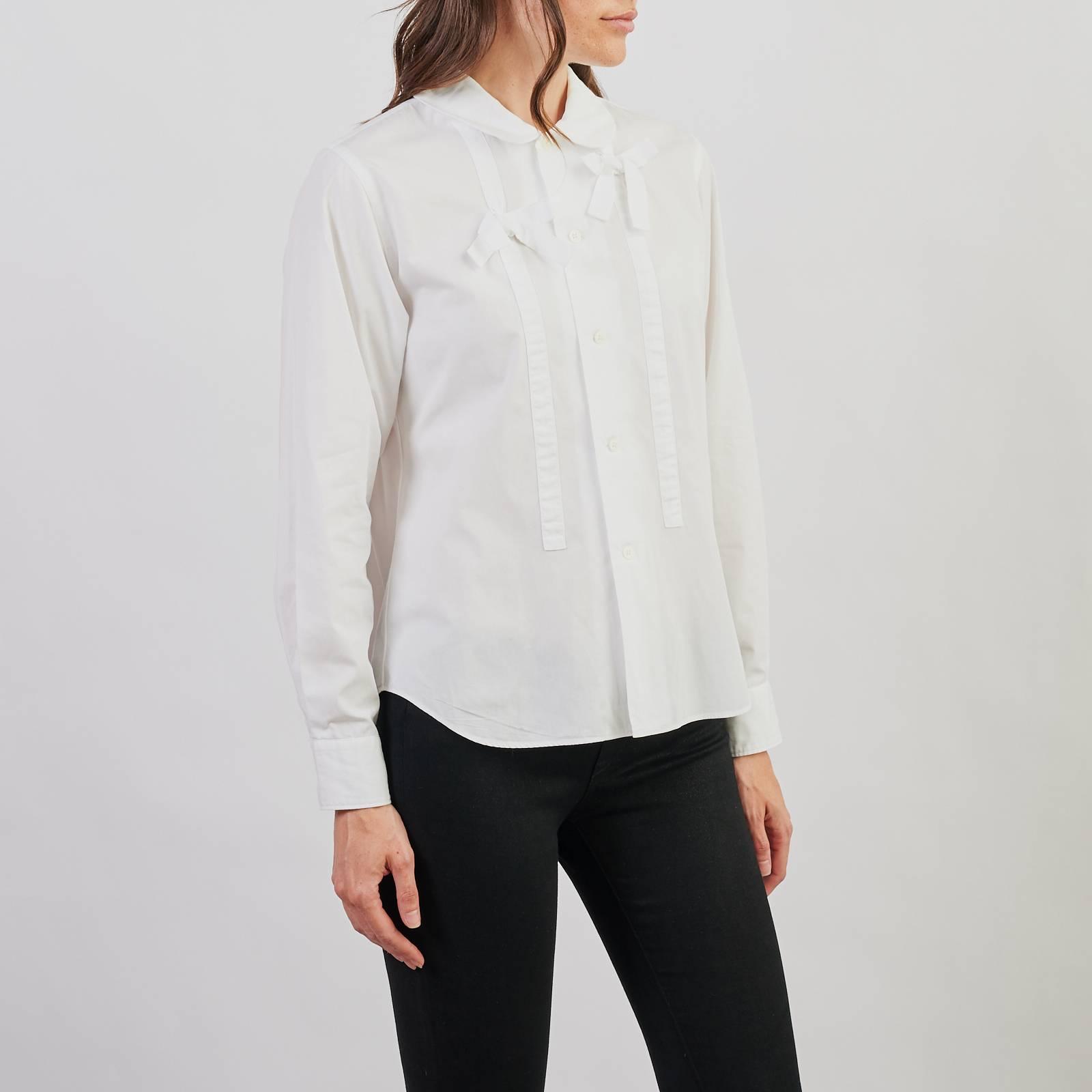 Рубашка Black by Comme des Garcons