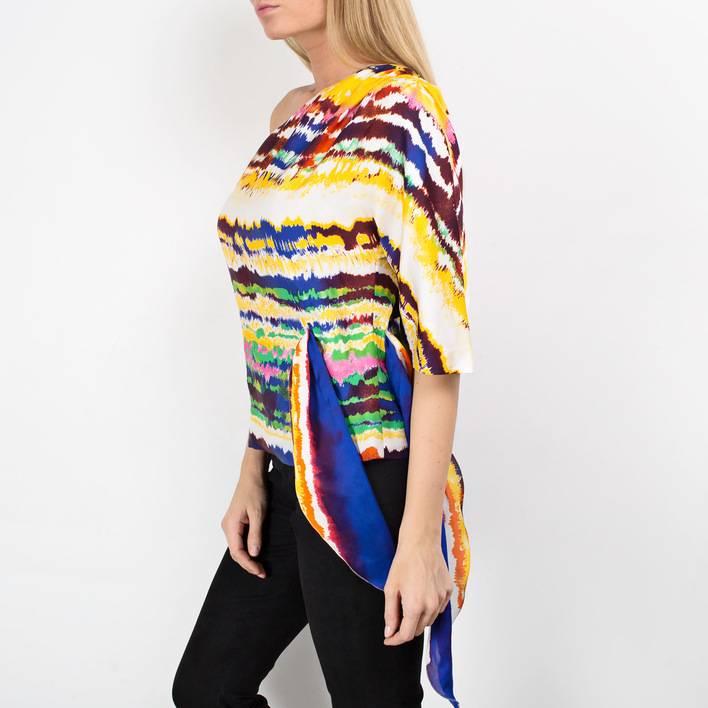 Блуза  Halston Heritage