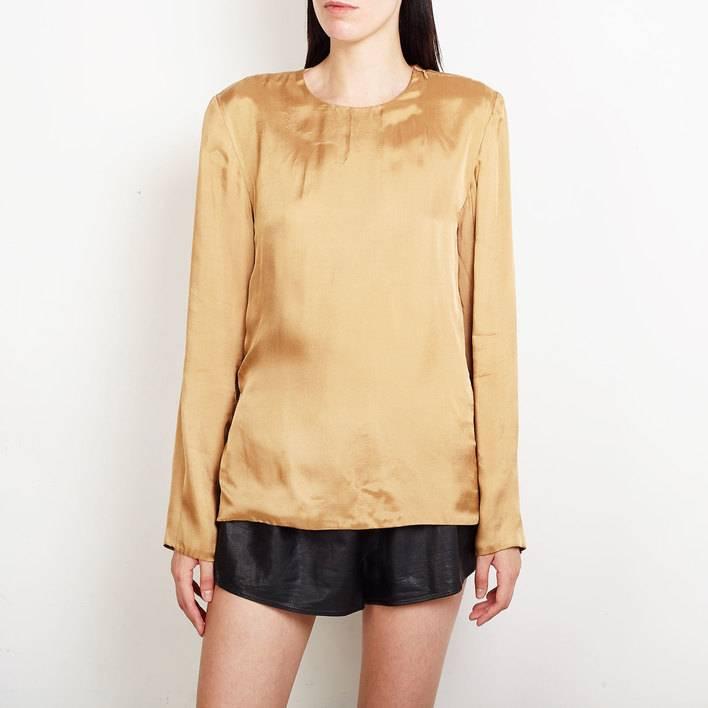Блуза H&M х Maison Margiela