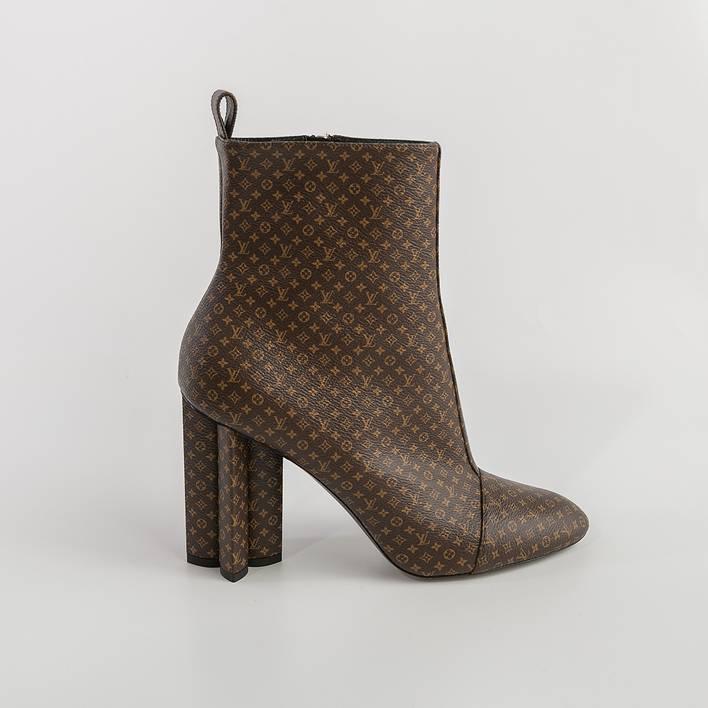 Ботильоны Louis Vuitton