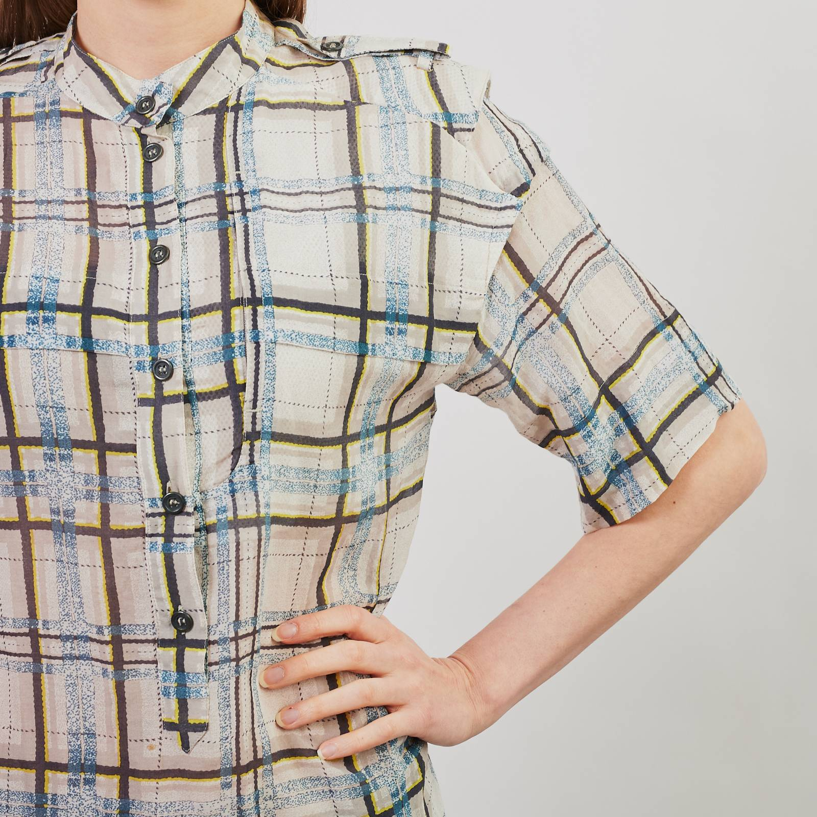 Блуза Proenza Schouler