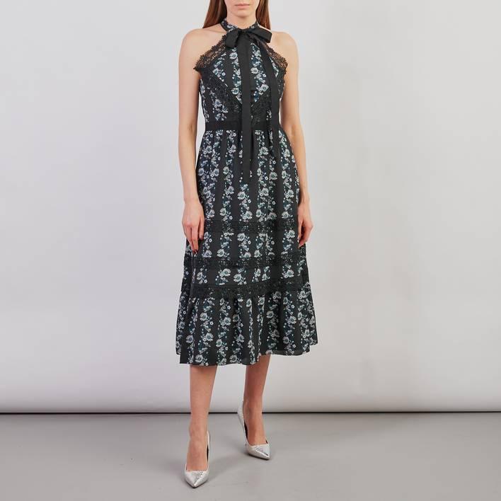 Платье H&M х Erdem