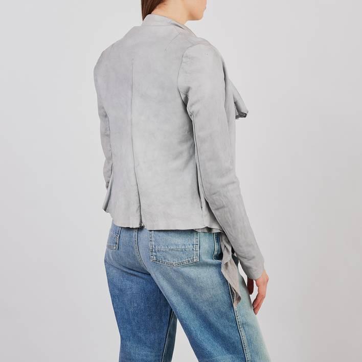 Кожаная куртка Obscur