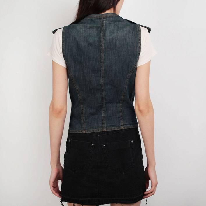 Жилет  Plein Sud Jeans