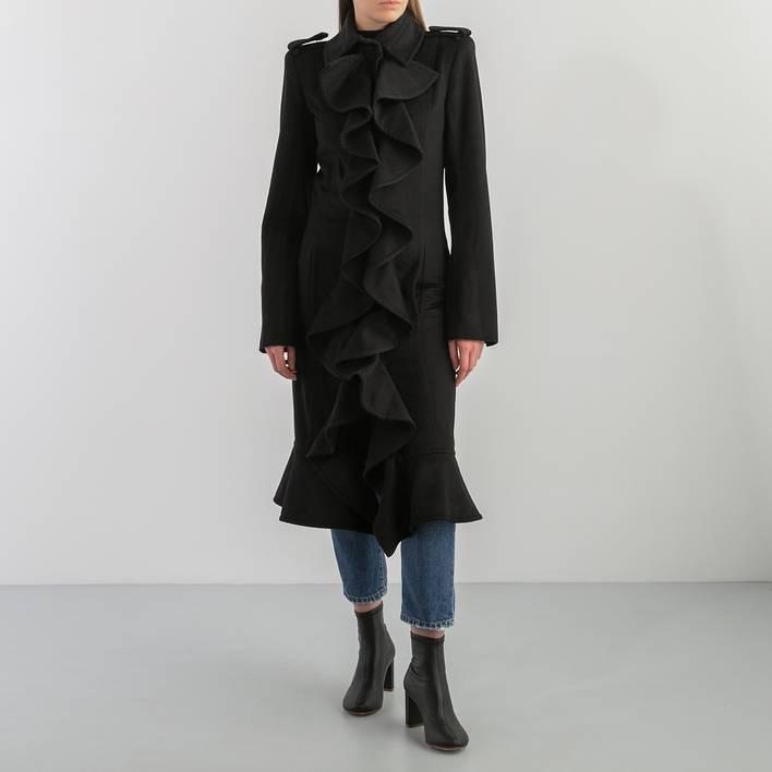 Пальто Yves Saint Laurent