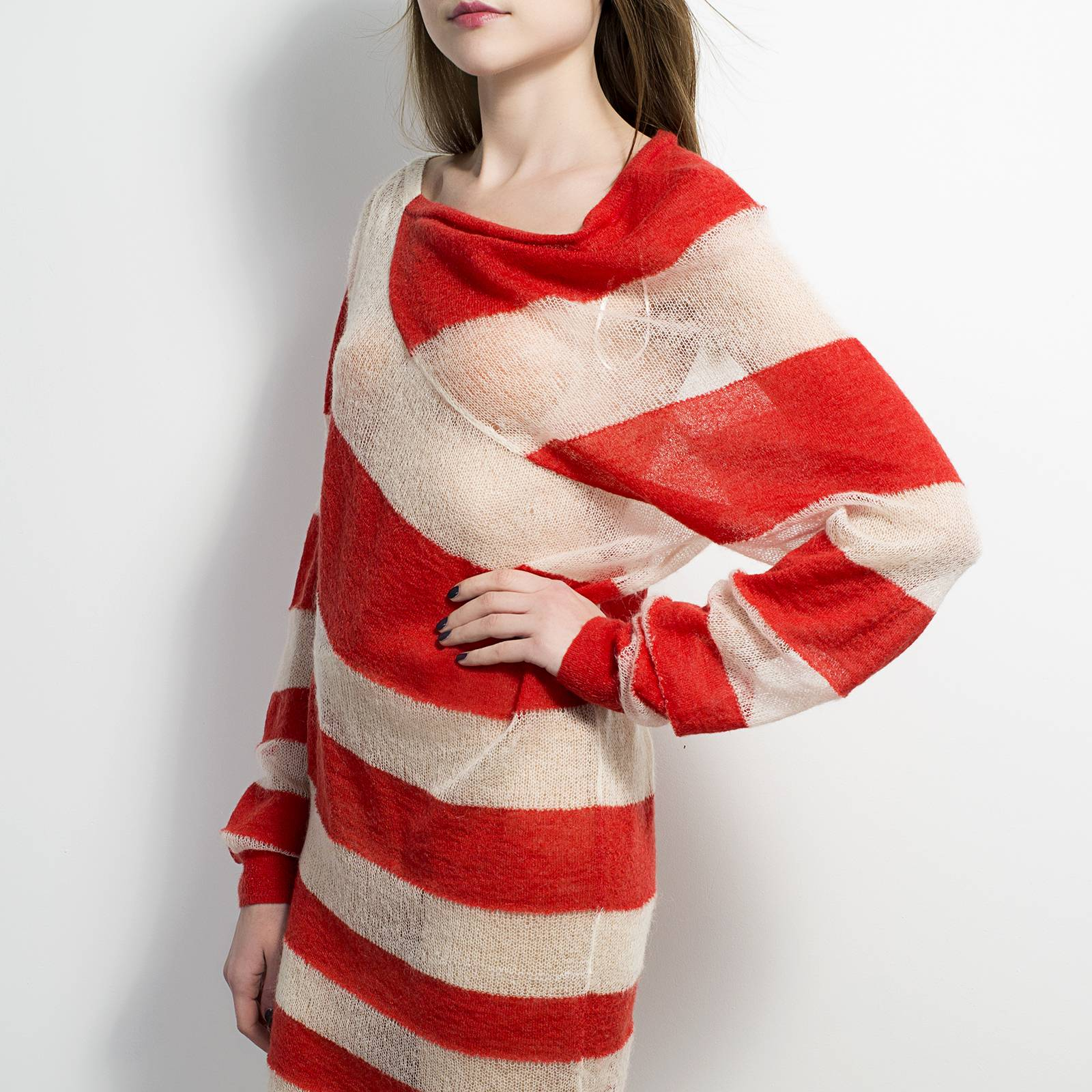 Джемпер-платье  Acne Studios