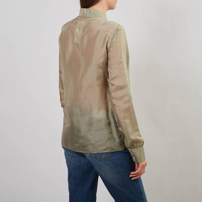 Рубашка Miu Miu