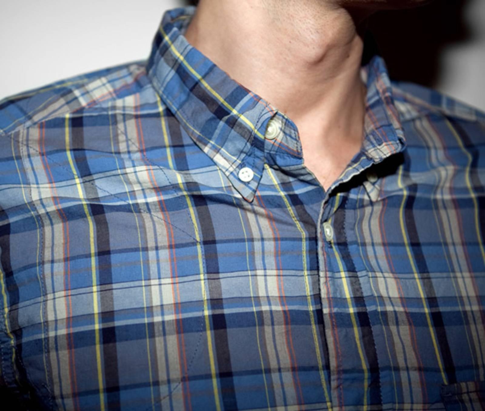 Рубашка Woorlich Woolen Mills