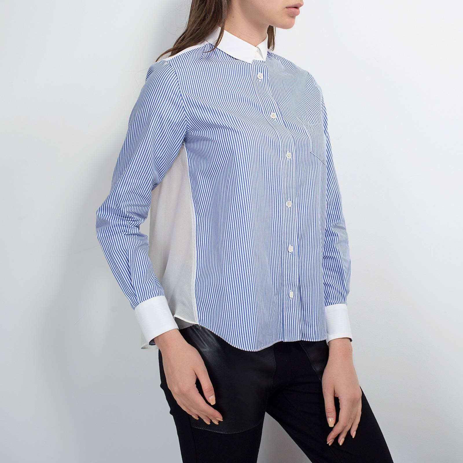 Рубашка  Sacai
