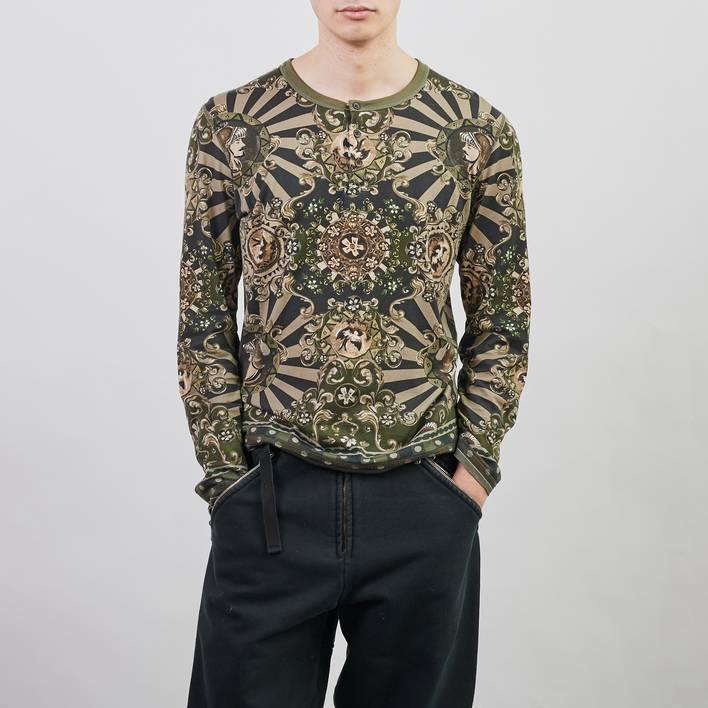 Лонгслив Dolce & Gabbana
