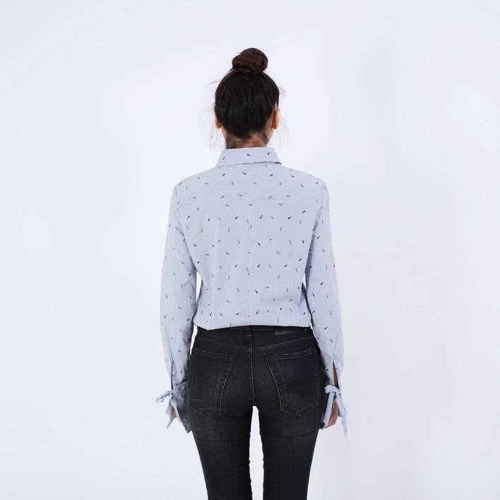 Боди-рубашка  Liu Jo