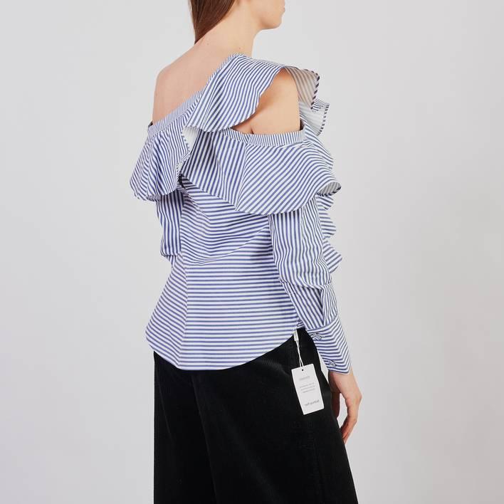 Блуза Self Portrait
