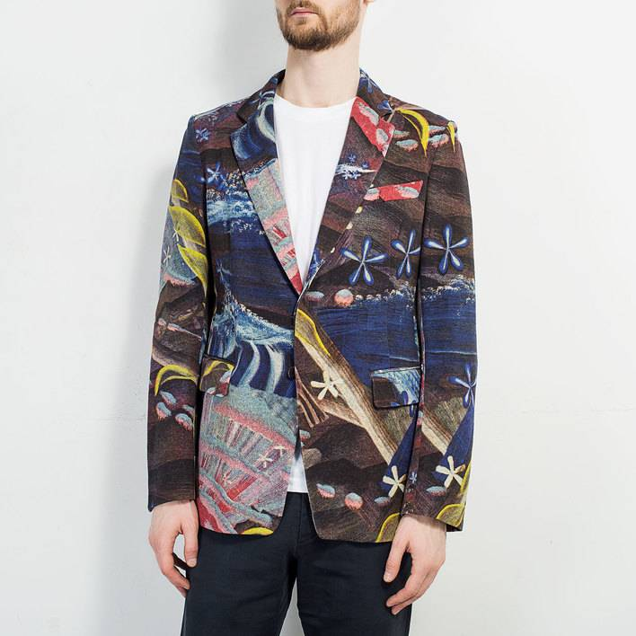 Пиджак  Dries Van Noten
