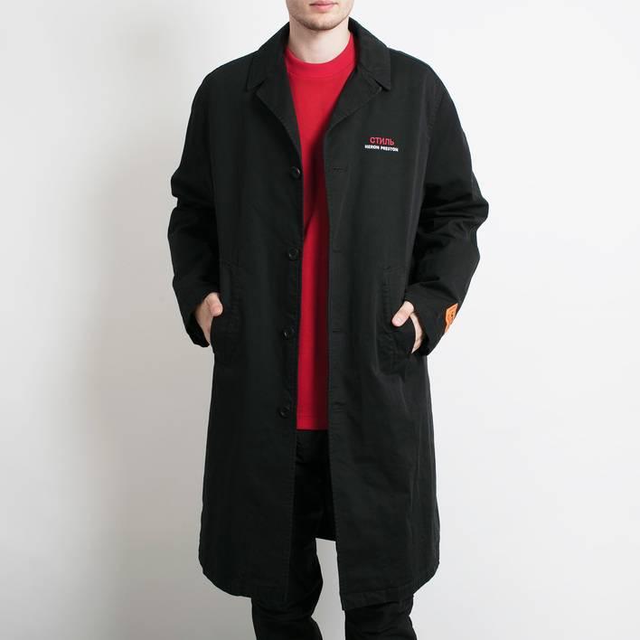 Пальто  Heron Preston