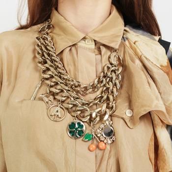 Комплект H&M х Anna Dello Russo