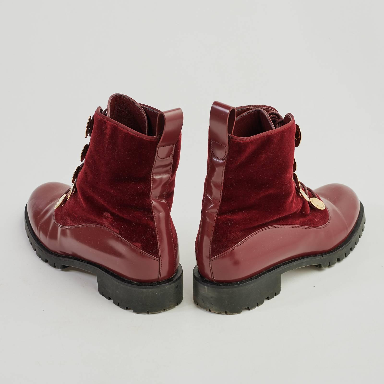 Ботинки Alexander McQueen