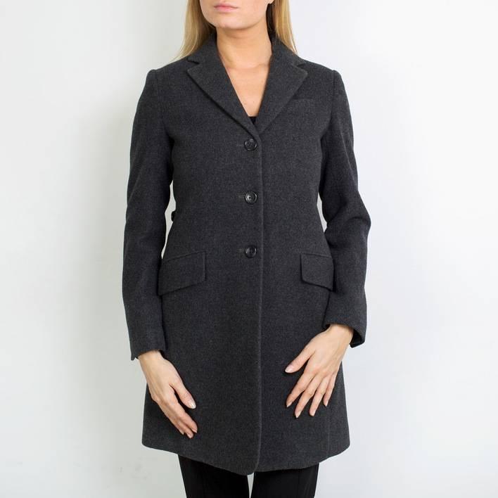 Пальто Uniqlo x Jil Sander