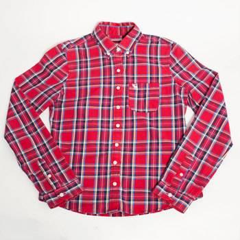 Детская рубашка  Abercrombie & Fitch