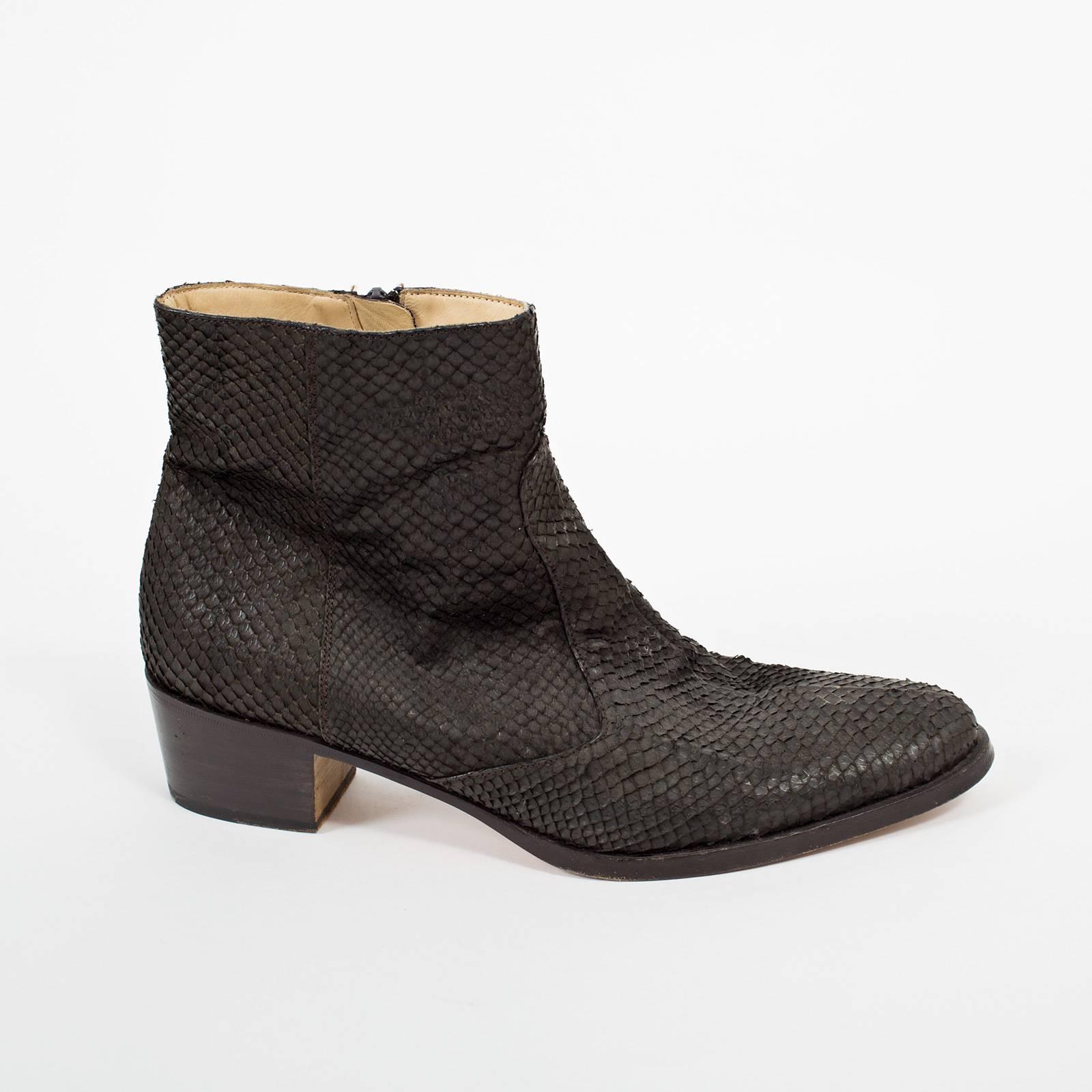 Ботинки  Helmut Lang