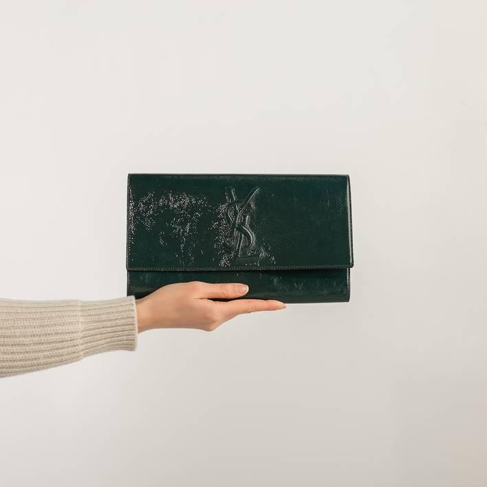 Клатч Yves Saint Laurent