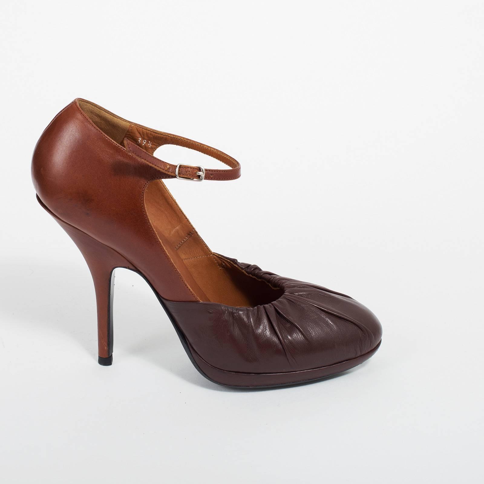 d88d01d5900b Купить туфли Dries Van Noten в Москве с доставкой по цене 7200 ...