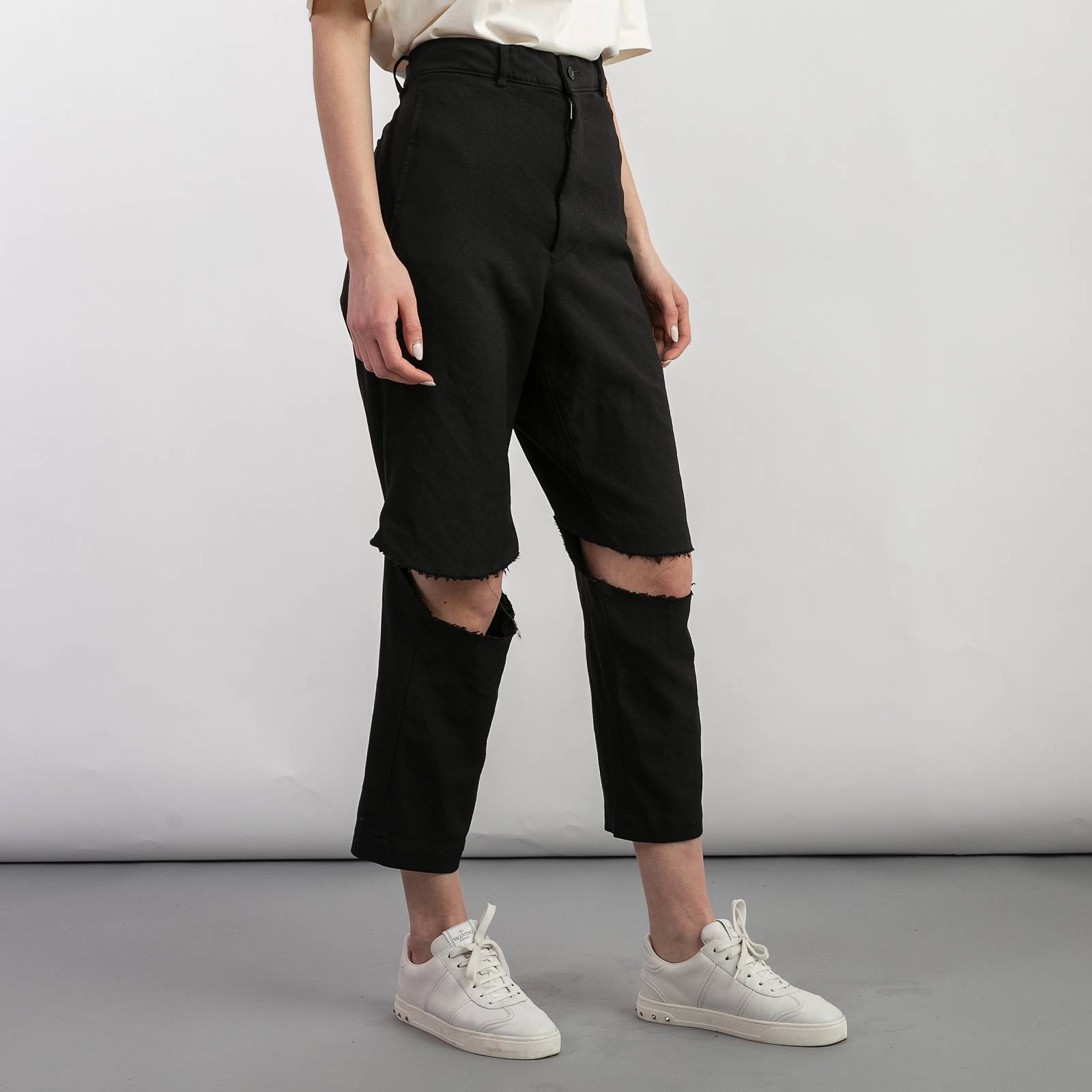 Брюки Black by Comme des Garcons