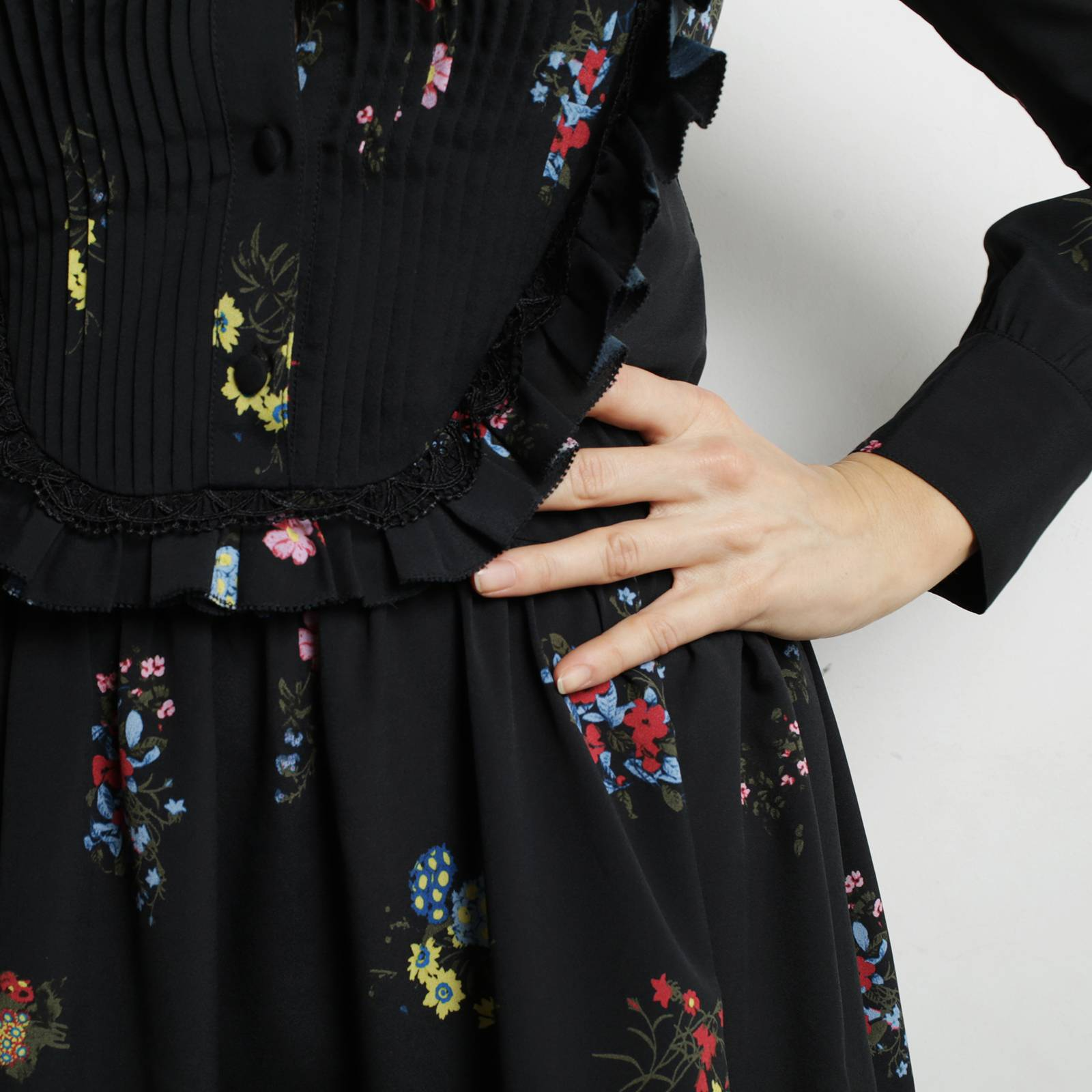 Платье С Цветочным Принтом H M