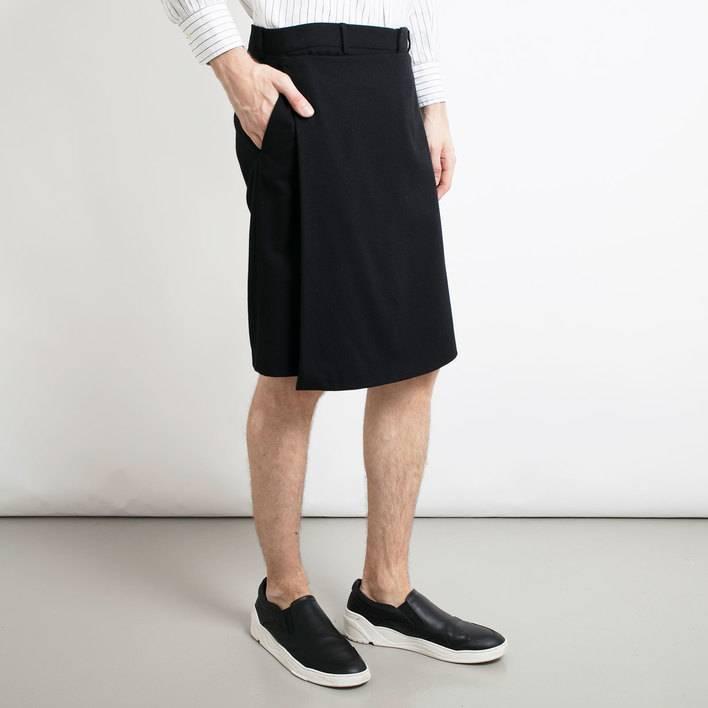 Шорты-юбка  Givenchy