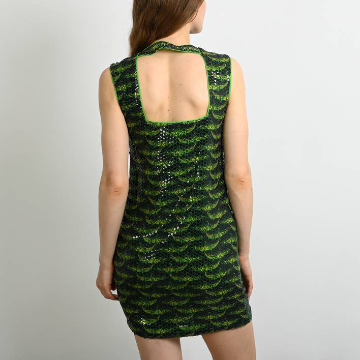Платье H&M х Versace