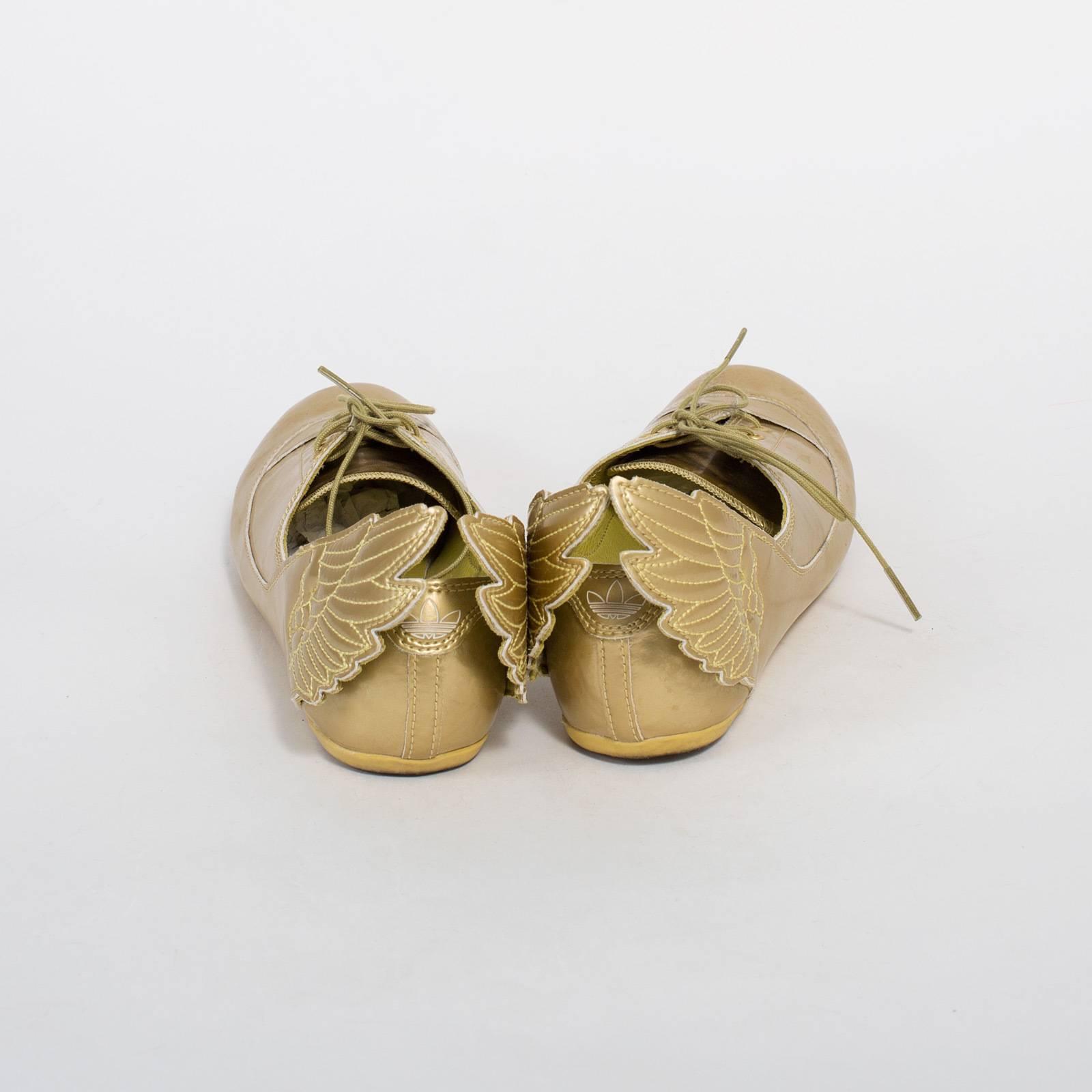 Балетки Adidas x  Jeremy Scott