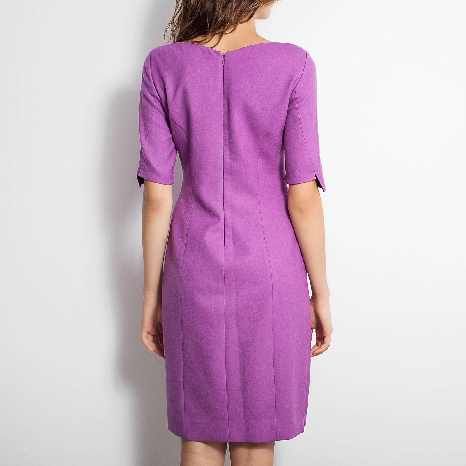 Платье-футляр  Elie Tahari