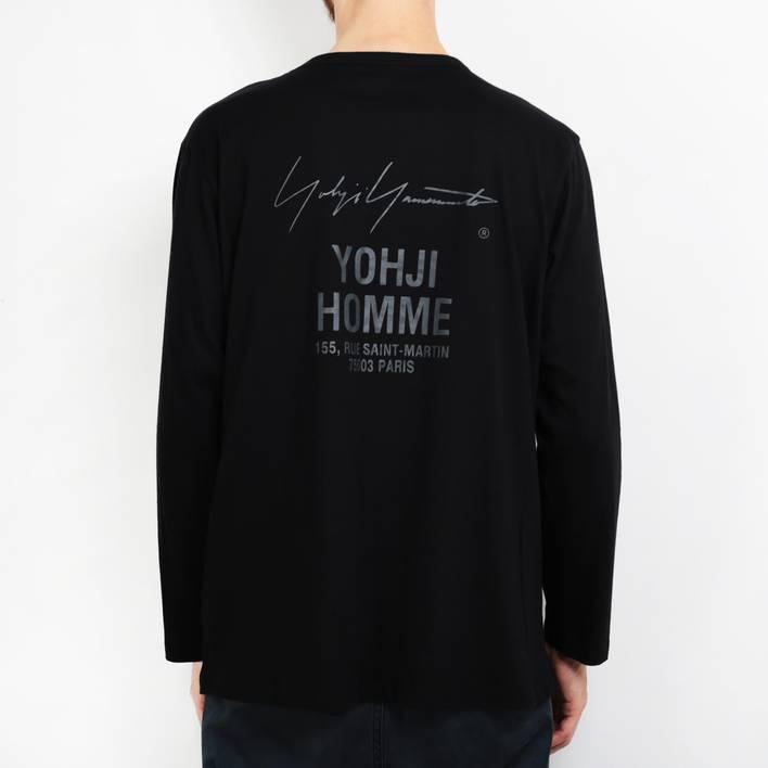 Лонгслив  Yohji Yamamoto
